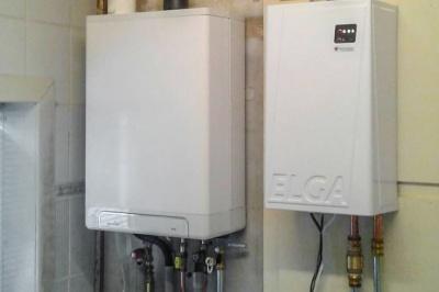 DCZ plaatst Elga hybride warmtepomp in de regio