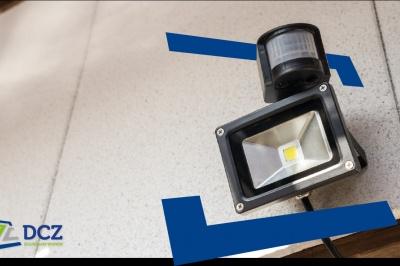 Bespaartip 17: Kies voor buitenlampen met een bewegingssensor!