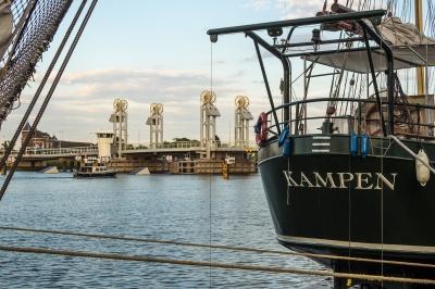Energiebespaarmarkt in Kampen op 25 september