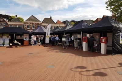 DCZ en Steenwijkerland organiseren Energiebespaarmarkt op 12 juli