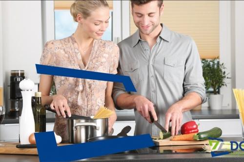 Bespaartip 25: Gebruik deksels bij het koken!
