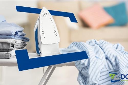 Bespaartip 27: Gebruik een intelligent strijkijzer!