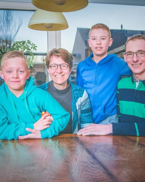 Familie Paulus, Steenwijk