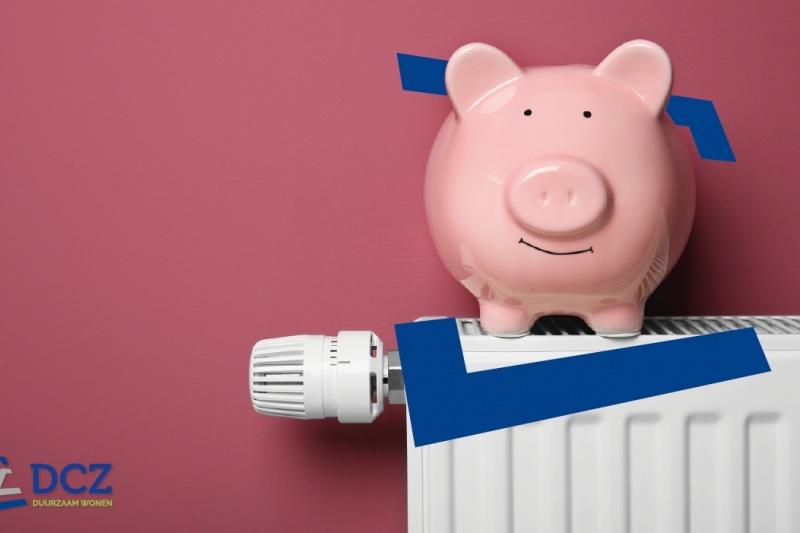 Gas besparen, hoe doe je dat? DCZ geeft vijf tips!