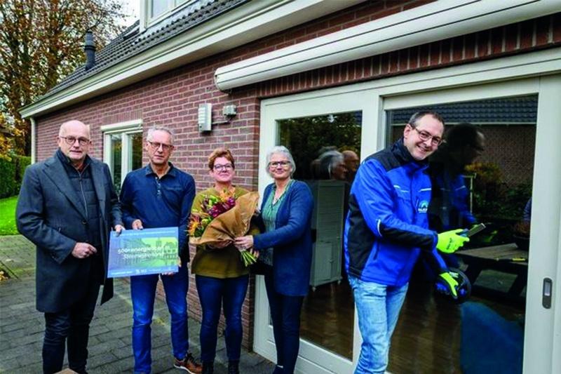 Energiescan: 499 mensen gingen Johan en Paulien voor