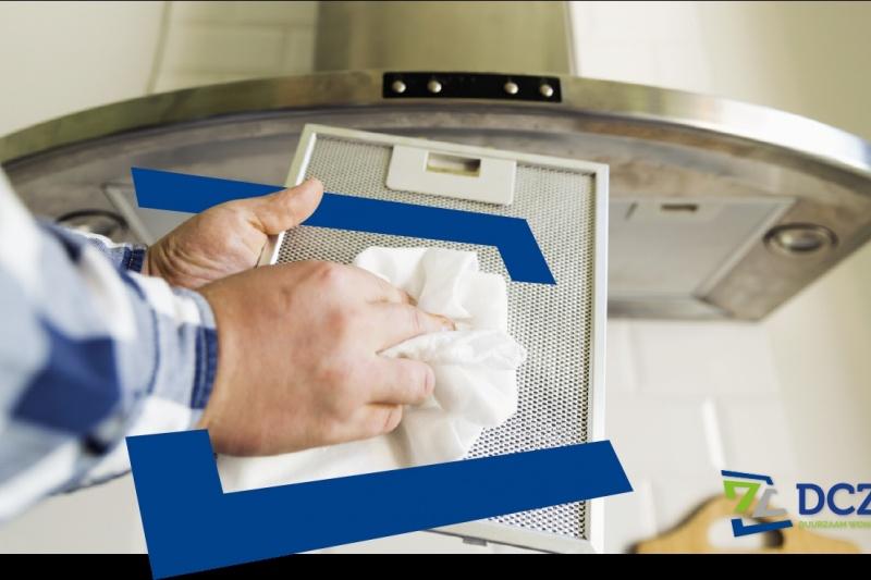 Bespaartip 18: Maak zo af en toe het filter van je afzuigkap schoon!