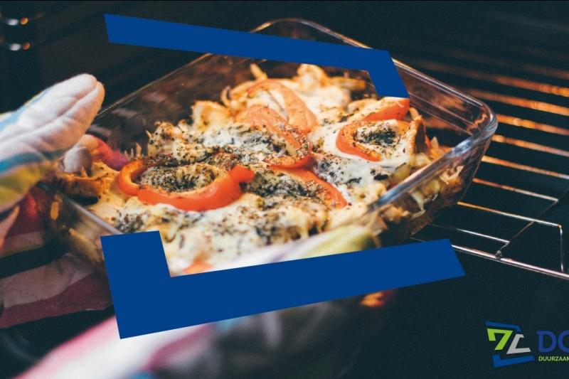 Bespaartip 13: Gebruik de oven efficiënt!